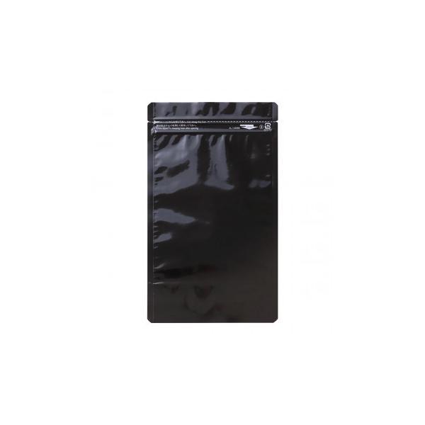 【ネコポス不可】セイニチ ラミジップ スタンドパックALカラースタンド AL-1420BK 50枚【A】【キャンセル・返品不可】
