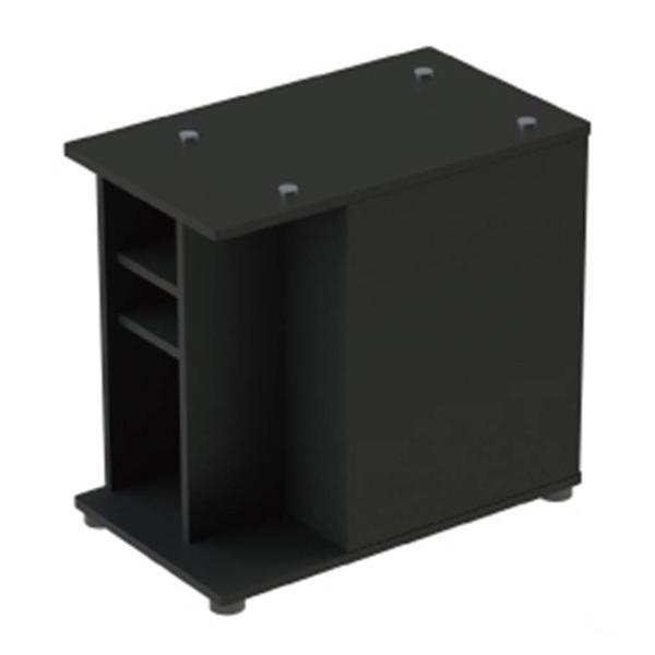 ファンタジーワールド スタイリングキャビネット ブラック BRIO35SC-B (水槽台)【ネコポス不可】