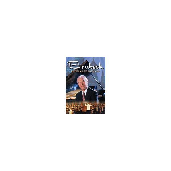 輸入盤 DAVE BRUBECK / RETURNS TO MOSCOW [DVD]