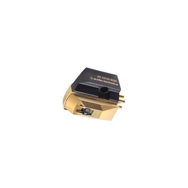 【MC CARTRIDGE】audio-technica/MC型(デュアルムービングコイル)ステレオカートリッジ/AT-OC9/III