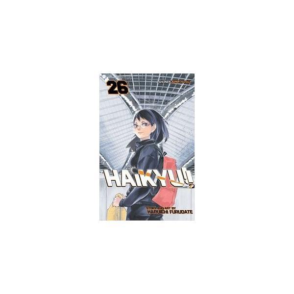 HaikyuVol.26/ハイキュー26巻