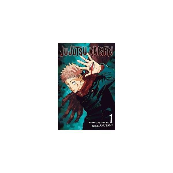 JujutsuKaisenVol.1/呪術廻戦1巻