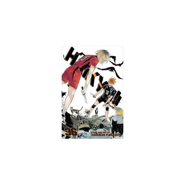 HaikyuVol.36/ハイキュー36巻