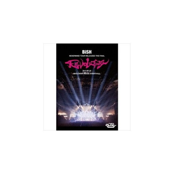 """BiSH NEVERMiND TOUR RELOADED THE FiNAL""""REVOLUTiONS"""" [DVD]"""
