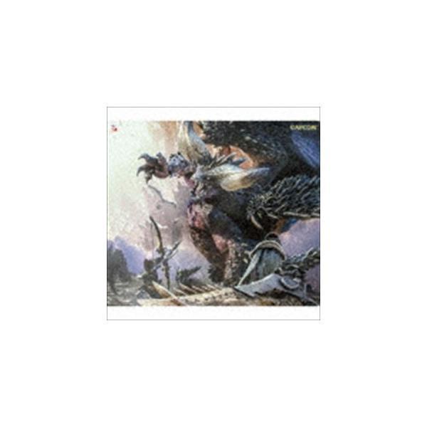 (ゲーム・ミュージック) モンスターハンター:ワールド オリジナル・サウンドトラック [CD]