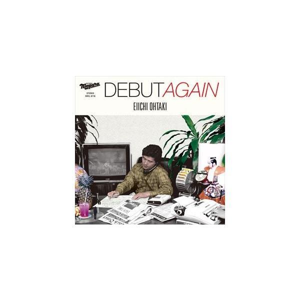 大滝詠一/DEBUTAGAIN(通常盤) CD