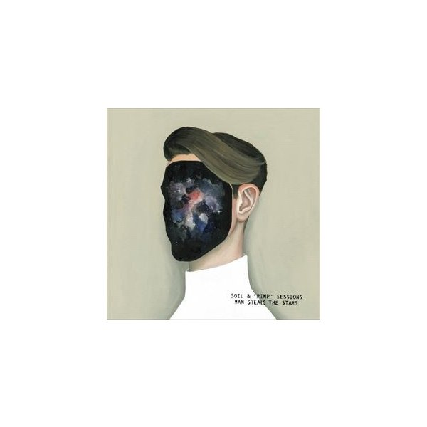 "SOIL&""PIMP""SESSIONS / MAN STEALS THE STARS(初回限定盤/CD+DVD) [CD]"