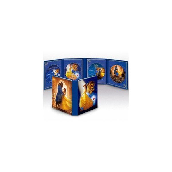 美女と野獣 MovieNEX コレクション [Blu-ray]