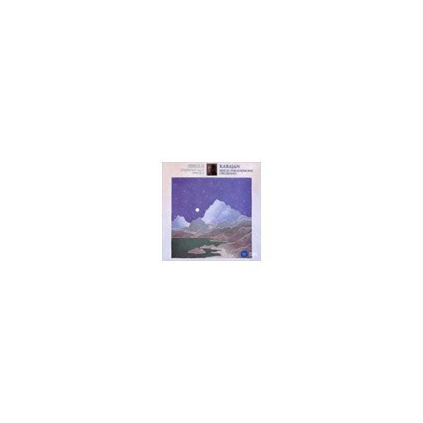 ヘルベルト・フォン・カラヤン(cond) / シベリウス:交響曲 第4番、交響詩 タピオラ [CD]
