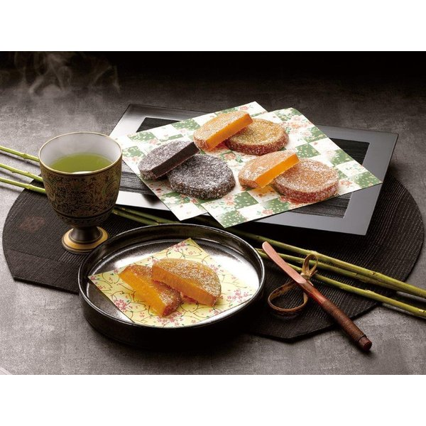 茨城県産 薩摩芋使用 お芋の甘なっとう詰合せ あまなっとう 和菓子 なっとう お芋 芋 茨城 薩摩 サツマイモ さつまいも スイーツ