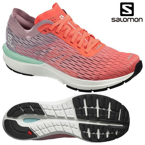 サロモン SALOMON SONIC 3 Accelerate W シューズ レディース トレーニング ランニング L40974900