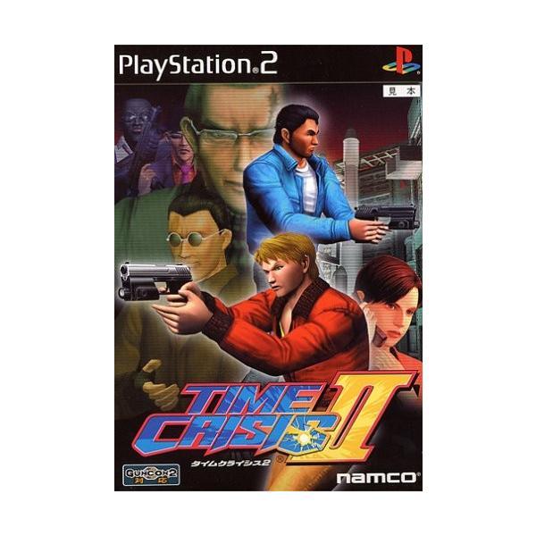 タイムクライシス2 ガンコン2同梱版 [PS2]の画像