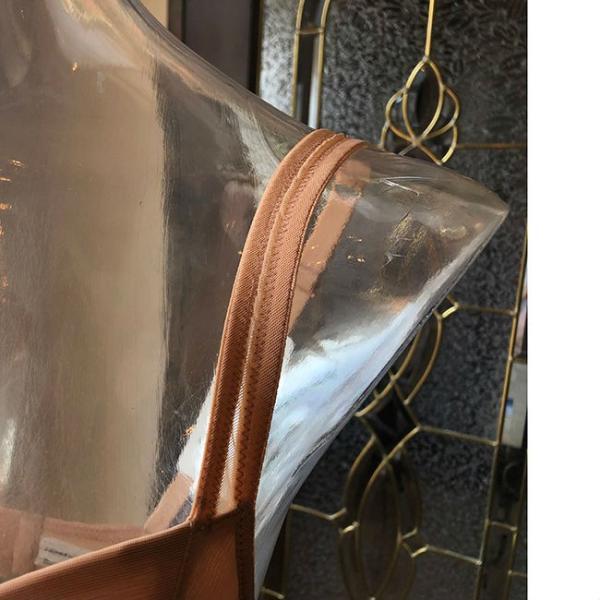 3/4カップブラ(D・E・Fカップ) プラージュ ランジェリーク   L'ANGELIQUE Plage ブラ シンプル 脇肉 脇高 バストアップ 育乳 美乳 大きいサイズ 軽い h-blue 07