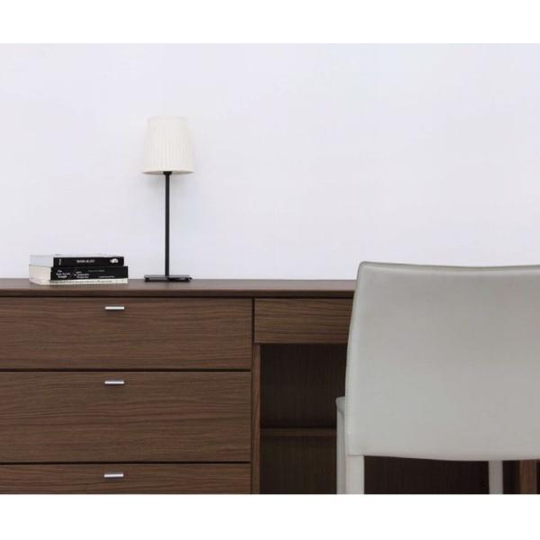 パソコンデスク 175 学習机 i椅子 ワークデスク 机 デスク 木製 おしゃれ|habitz-mall|03