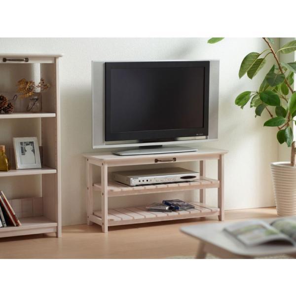 テレビボード 80 テレビ台 TV台 ローボード おしゃれ 木製 無垢 組立品 送料無料 habitz-mall 04