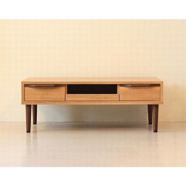 テーブル 104 長方形 おしゃれ 木製 収納 リビングテーブル ローテーブル センターテーブル ソファテーブル|habitz-mall|02