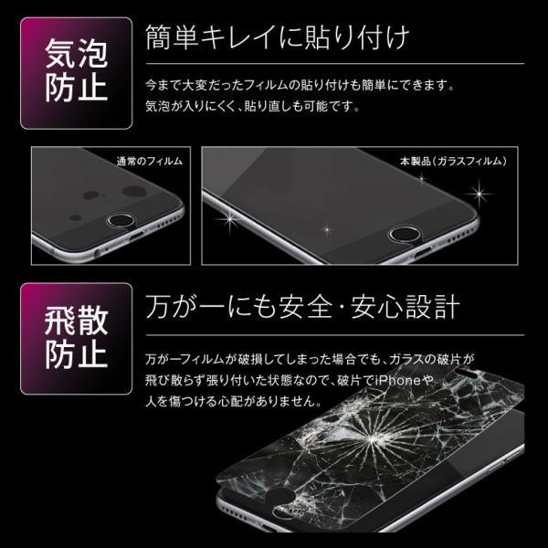日本製ガラス0.3mm iPhone7、iPhone6s、iPhone6、iPhone7 Plus、6sPlusガラスフィルム 国産 液晶ガラス保護フィルム 保護ガラス 保護フィルム 保護シール hac2ichiba 06