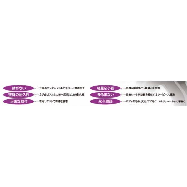 在庫有!正規品【マックガード】スプラインドライブ・ラグナット ●20個 ●赤/ブラック ●M12x1.25 ●レンチ径21 ●品番:MCG-65041RD(日産・スバル・スズキ等 hachikko-bu-bu 03