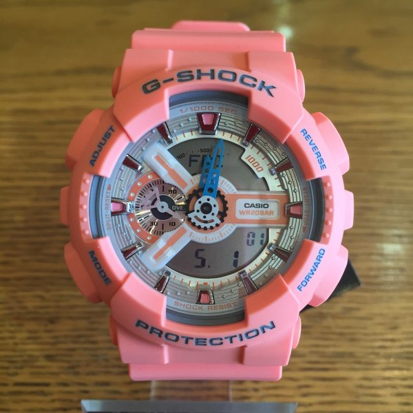 CASIO G-SHOCK GA-110DN-4AJF|hachiyamegane