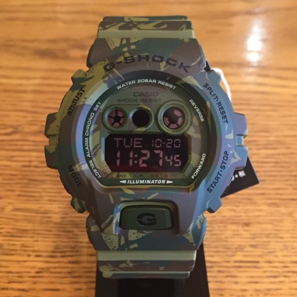 CASIO G-SHOCK GD-X6900MC-3JR|hachiyamegane|01