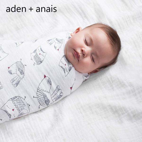 エイデンアンドアネイ  クラシック スワドル  4パックタイプ おくるみ Aden+Anais|haconaka|13