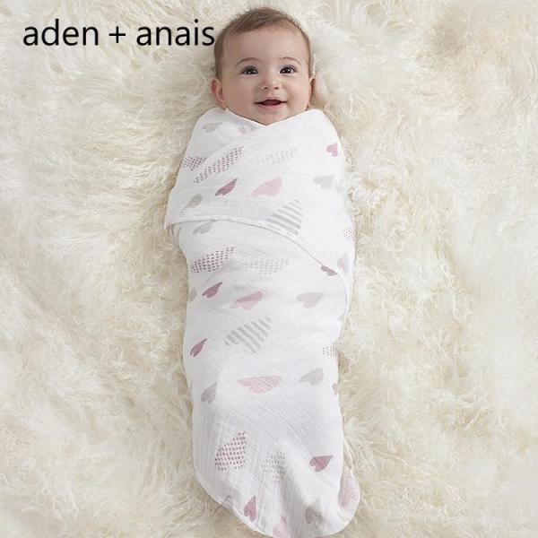 エイデンアンドアネイ  クラシック スワドル  4パックタイプ おくるみ Aden+Anais|haconaka|14