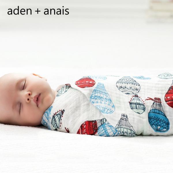 エイデンアンドアネイ  クラシック スワドル  4パックタイプ おくるみ Aden+Anais|haconaka|18