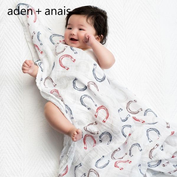 エイデンアンドアネイ  クラシック スワドル  4パックタイプ おくるみ Aden+Anais|haconaka|19