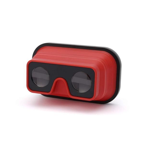 360度映像付きVRゴーグル スマホ ハコスコ コンパクト ウルトラマンゼロVR|hacoscoshop|02