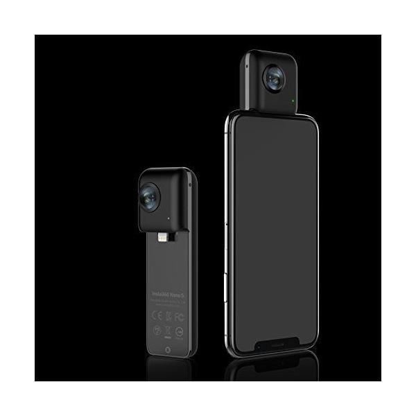 Insta360 NanoS 4K動画 7K静止画 360度カメラ 国内正規品|hacoscoshop|03