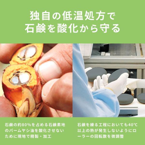 洗顔 固形石鹸 洗顔石鹸 保湿 敏感肌 低刺激 ナチュラルフェイスソープ 80g 肌まる 母の日|hadamaru|10