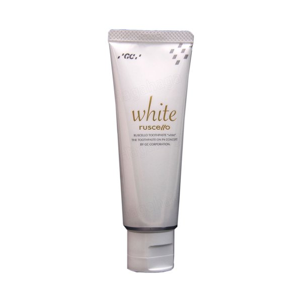 ルシェロ 歯磨き ペースト ホワイト