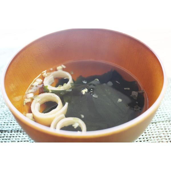 まぜご飯の素とスープのセット [維新隊]ゆず郎スープ×2 & 海来飯 ×3|hagi-life|05