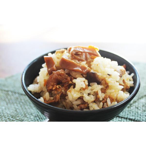 まぜご飯の素とスープのセット [維新隊]ゆず郎スープ×2 & 海来飯 ×3|hagi-life|07