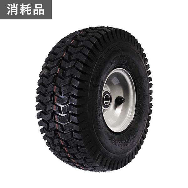 芝刈機 乗用型SK9950用パーツ フロントタイヤ 1401289