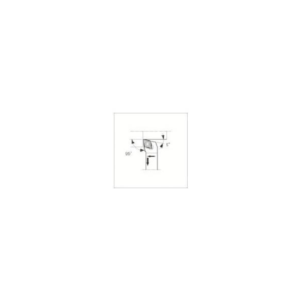 京セラ:京セラ スモールツール用ホルダ SCLCR2525M-09 型式:SCLCR2525M-09
