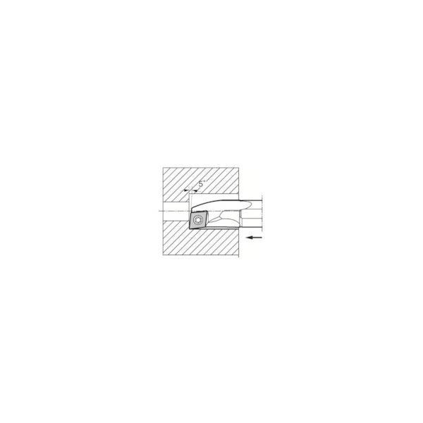 京セラ:京セラ 内径加工用ホルダ S12M-SCLPL08-14A 型式:S12M-SCLPL08-14A