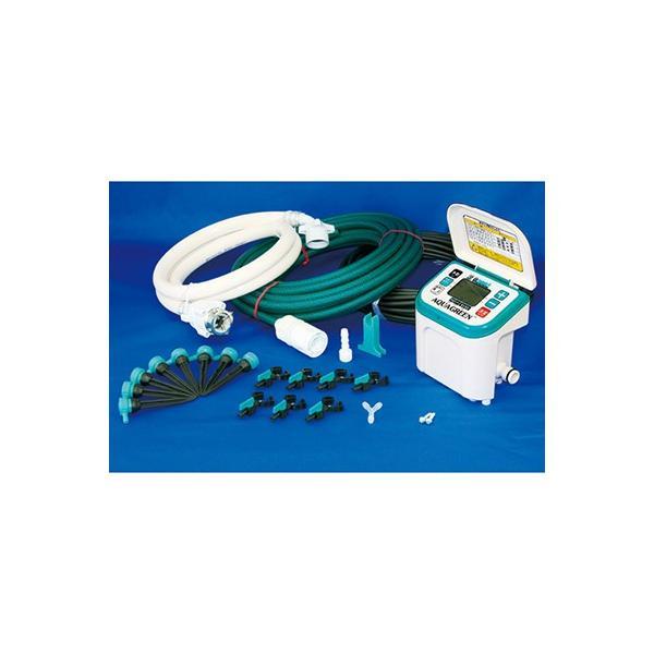 SANEI(旧:三栄水栓製作所):自動散水ノズルセット 型式:ECXH16S-ZA