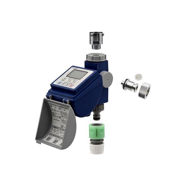 カクダイ:潅水コンピューター(凍結防止エレメントつき) 型式:GA-QE003
