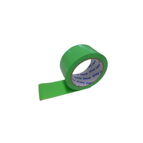国内調達品:IVL-YJT-LG-FG-M 中粘着養生テープ【薄緑色・50mmX25m】 型式:IVL-YJT-LG-FG-M-*