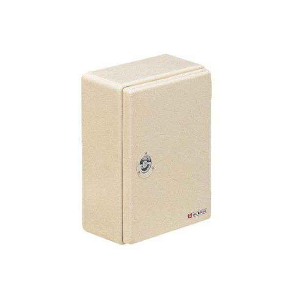 未来工業:強化ボックス(FRP樹脂製防雨常設ボックス)屋根無 型式:FB-6535NJ