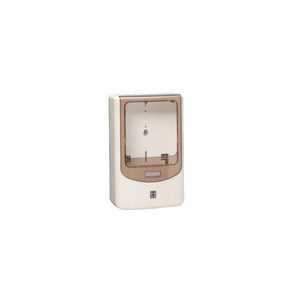 未来工業:電力量計ボックス(バイザー付) 型式:WPN-3VG