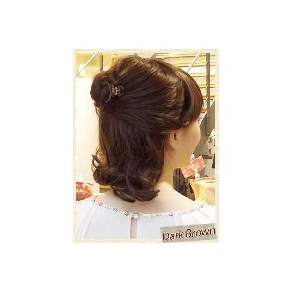 MarbleMarbleバンスクリップ 3本足 べっ甲風 アセテート ヘアアクセサリー ラインバンス・スリム|hair|02