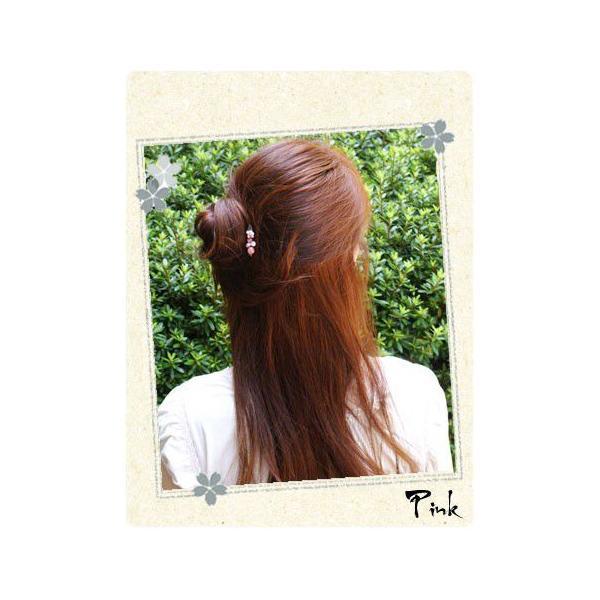 コーム パーティー 女髪の夜会巻きコーム 果南かなん6本櫛 ヘアアクセサリー ゆうパケット対応|hair|02