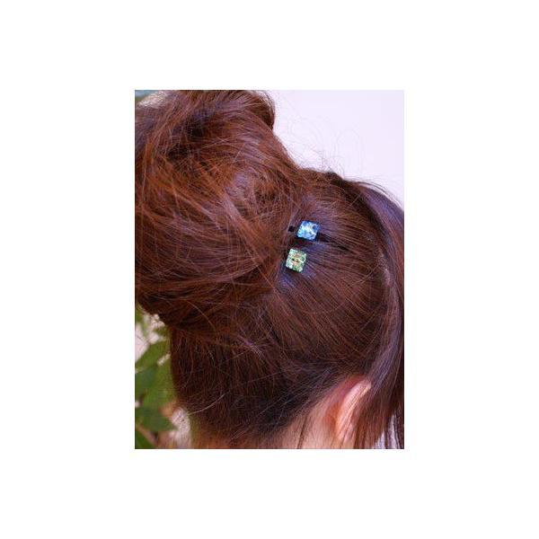 ヘアピン 簡単ヘアアレンジ Galactic ヘアピン カペラ ヘアアクセサリー ゆうパケット対応 hair 02