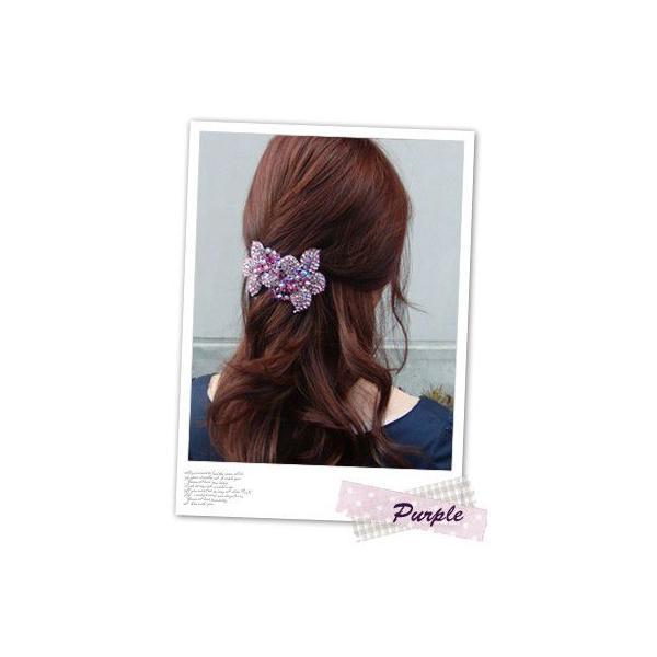 バレッタ 盛り髪 バレッタ クラーロ ヘアアクセサリー|hair|02