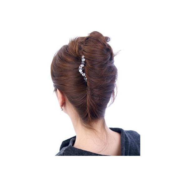 コーム 夜会巻き インナーヘアアクセ フィンガースティックPro ヘアアクセサリー|hair|04