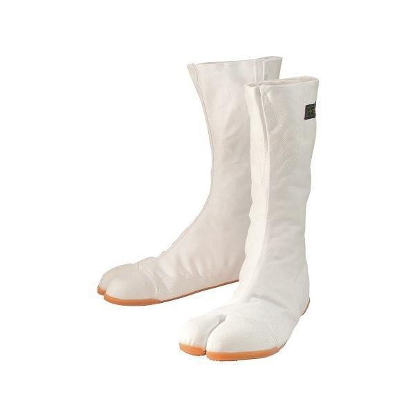 丸五 地下足袋/安全たび プロガード万年12枚(作業靴) 白 26.5cm