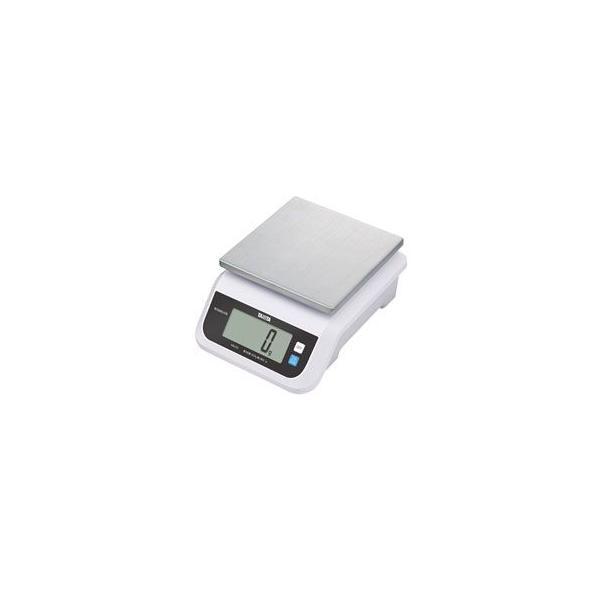 タニタ KW-210 ひょう量5000g 防水型卓上デジタルスケール TANITA