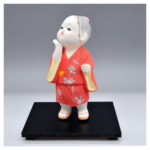 博多人形 【赤とんぼ】 一番売れている博多人形・・・かも|hakata-honpo|03
